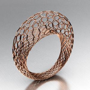 Решётчатое кольцо