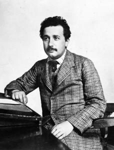 Альберт Эйнштейн в сбюро