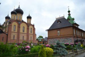 Пюхтицкий Свято-Успенский женский ставропигиальный монастырь