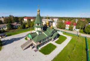 Храм преподобного Сергия Радонежского в Палдиски