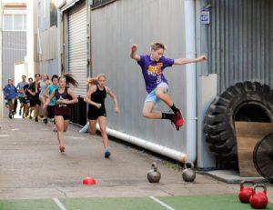 CrossFit, children