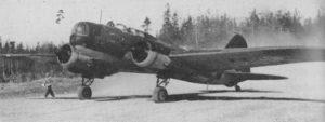 ДБ-3-на-аэродроме-Кагул