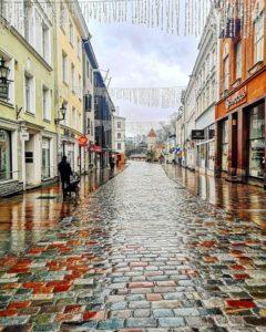 Таллинн на карантине