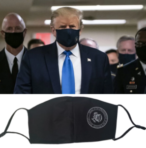 Маски президента Трампа